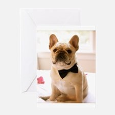 Dressed to the Nines Greeting Cards
