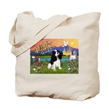 Tri Cavalier Fantasy Tote Bag