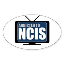 Addicted to NCIS Decal
