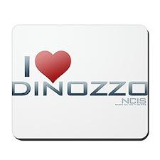 I Heart DiNozzo Mousepad
