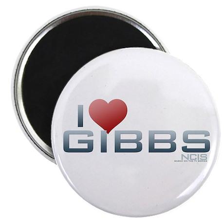 I Heart Gibbs Magnet