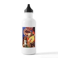 Mandolin Angel / Aussie (rm) Water Bottle