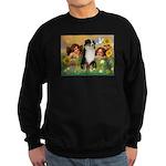 Cherubs / Aussie (tri) Sweatshirt (dark)