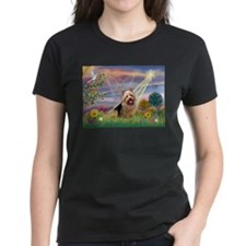 Clous Angel Aussie Terrier Tee