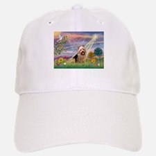 Clous Angel Aussie Terrier Baseball Baseball Cap