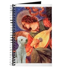 Mandolin /Bedlington Terrier Journal