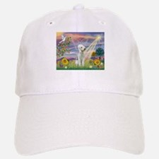 Cloud Angel Bedlington Baseball Baseball Cap