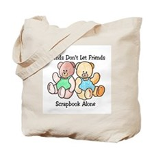 Scrapbook Friends Tote Bag