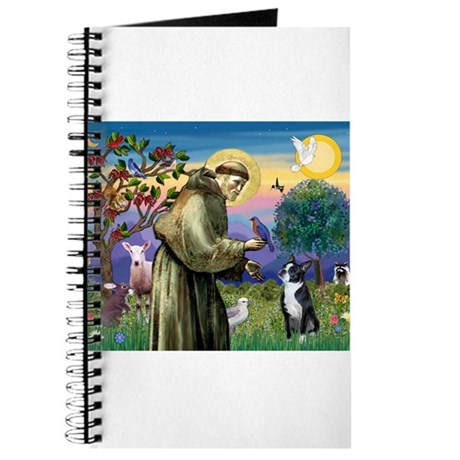 St Francis Boston Terrier Journal