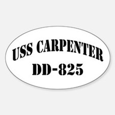 USS CARPENTER Decal