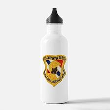 USS CARPENTER Water Bottle