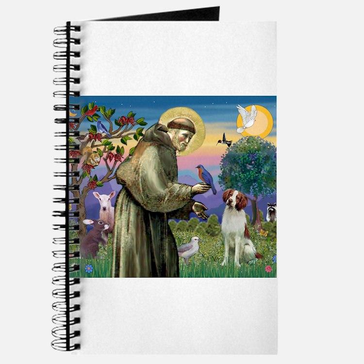 St Francis / American Brittan Journal