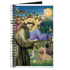 St Francis / Cairn Terrier Journal