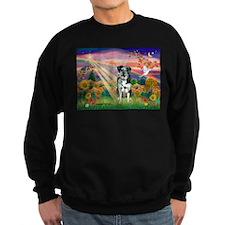 Autumn Angel / Catahoula Sweatshirt