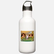 Angels and Chihuahua Water Bottle