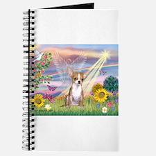 Cloud Angel & Chihuahua Journal