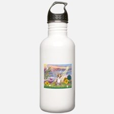 Cloud Angel & Chihuahua Water Bottle