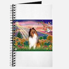 Autumn Angel / Collie (s) Journal