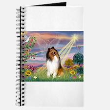 Cloud Angel & Collie Journal