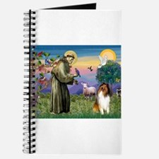 St Francis / Collie Journal
