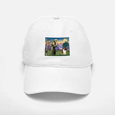St Francis / Collie Baseball Baseball Cap