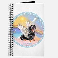 Clouds/Dachshund Angel Journal