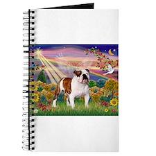 Autumn Angel /Bulldog Journal