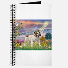 Cloud Angel / Bulldog Journal