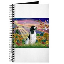 Cloud Angel / English Springe Journal