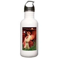 Seated Angel/Spinone Water Bottle