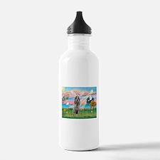 Angel Star / Spinone(12) (r) Water Bottle