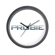 Probie Wall Clock
