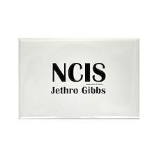 NCIS Jethro Gibbs Rectangle Magnet