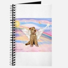 Lakeland Terrier Angel Journal