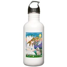 Angel Love / Lhasa Apso Water Bottle