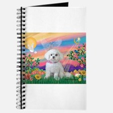 Guardian Angel / Maltese pup Journal