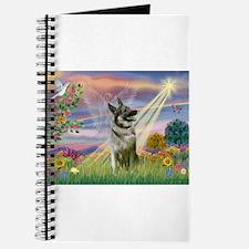 Cloud Angel Elkhound Journal