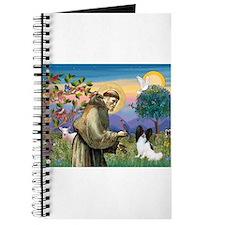 St Francis & Papillon Journal