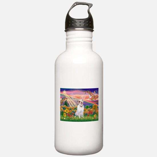 Autumn Angel / Pit Bull Water Bottle