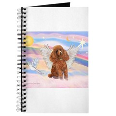 Angel/Poodle (Aprict Toy/Min) Journal