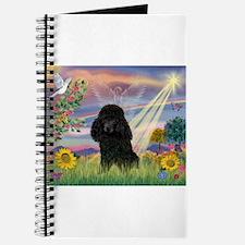 Cloud Angel / Poodle (blk#2) Journal