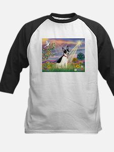 Cloud Angel / Rat Terrier Tee