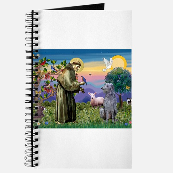 St Francis Deerhound Journal