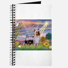 Cloud Angel /Silky Terrier Journal