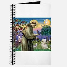 St Francis /Tibetan Terrier Journal