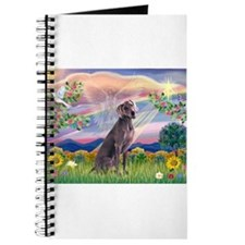 Cloud Angel / Weimaraner Journal