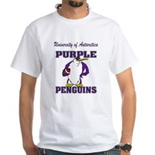 University of Antarctica - Purple Penguins