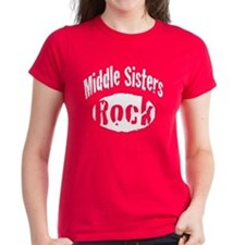 Middle Sisters Rock Tee