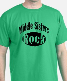 Middle Sisters Rock T-Shirt