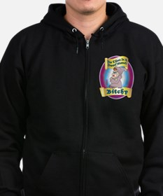 Yes There Is ... Zip Hoodie